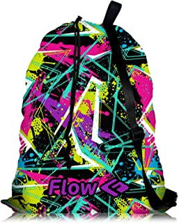 Flow Mesh Gear Bag - Drawstring Swim Bags for Swimming Equipment Available in 8 Awesome Designs