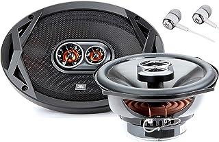 $79 » JBL Club 9630 480 Peak Power 6x9 3 ohm Club Series 3-Way UV-Resistant Polypropylene Woofers Coaxial Car Audio Stereo Speak...