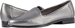 Pewter Very Soft Tumbled Leather
