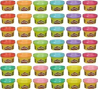 بازی 42-بسته ای Play-Doh از ترکیب مدل 1 اونس غیرسمی برای موارد مهم بچه مهمانی ، ترفند یا رفتار ، جوایز کلاس ، لوازم مدرسه ، رنگ های متنوع (اختصاصی آمازون)