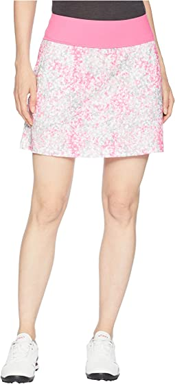 PWRSHAPE Floral Knit Skirt