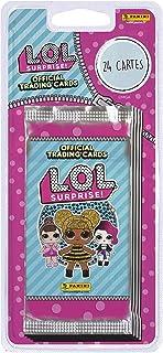 Karty L.O.L. Suprise 4 saszetek + karta limitowana