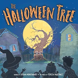 The Halloween Tree: Build New Traditions with This Funny and Imaginative Holiday Book for Children (Halloween Gifts for Kids)