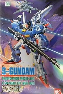 BANDAI #03 S-Gundam Gundam Sentinel NG 1/144 by