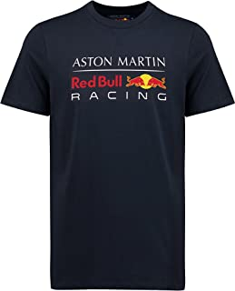 Red Bull Racing Formula 1 Men's Blue Authentic T-Shirt F1