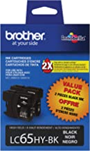 Best brother 6490cw ink cartridges Reviews