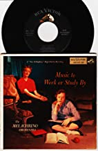 45vinyl MUSIC TO WORK OR STUDY BY (7