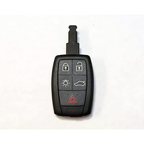 Genuine Volvo Remote Key Fob #31300258 For Vehicles w/o Keyless Entry (see