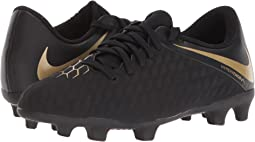 Nike Kids - Hypervenom Phantom 3 Club Firm Ground Football (Toddler/Little Kid/Big Kid)
