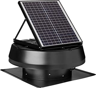 natural light solar attic fan 20 watt