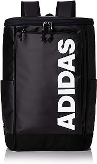 [アディダス] リュックサック 23L PCポケット付き ボックス型 大型 B4収納