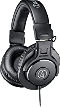 studio high definition powered isolation headphones