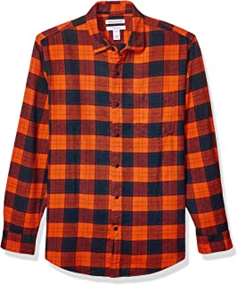 Best blue and orange flannel Reviews
