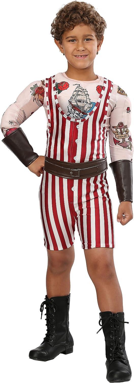 Vintage Strongman Tulsa Mall Some reservation Costume Boys
