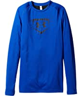 Under Armour Kids - Diamond Long Sleeve (Big Kids)