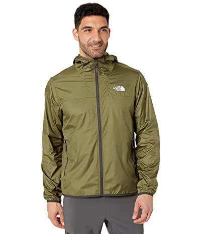 The North Face Cyclone 2 Hoodie (Burnt Olive Green) Men