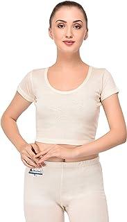 707b34264 Wool Women's Tops: Buy Wool Women's Tops online at best prices in ...