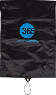 365 Saxx Dry Gym and Travel Bag | Reduce Bacteria, Odors, and Sweat | Portable