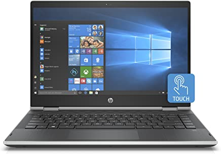 HP Pavilion x360 14-cd0015nl, PC Convertibile, Intel Pentium Gold 4415U, 8 GB di RAM, 128 GB SSD, Audio B&O PLAY, Argento Naturale - Confronta prezzi