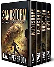 Sandstorm Box Set: The Complete Dystopian Sci-Fi Series (Books 1-4)