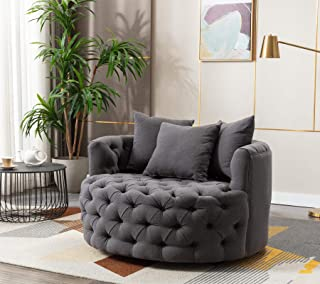 Amazon.com: Round Sofa Chair