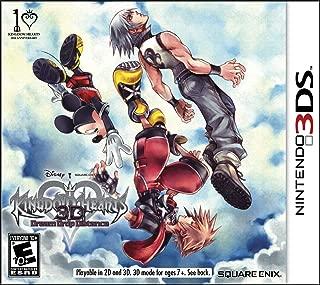 Kingdom Hearts 3D Dream Drop Distance (Renewed)