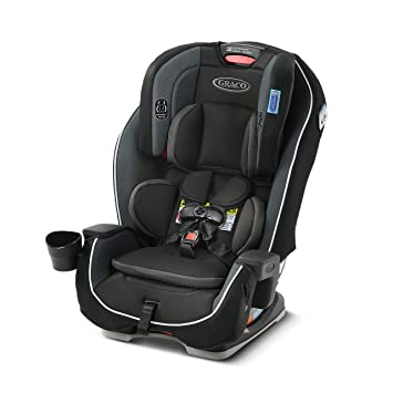 Graco Milestone 3 in 1 Car Seat, Infant to Toddler Car Seat, Gotham: image