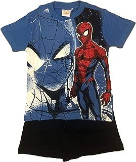 SPIDERMAN UOMO RAGNO t-shirt maglietta stampata in 100/% cotone varie taglie