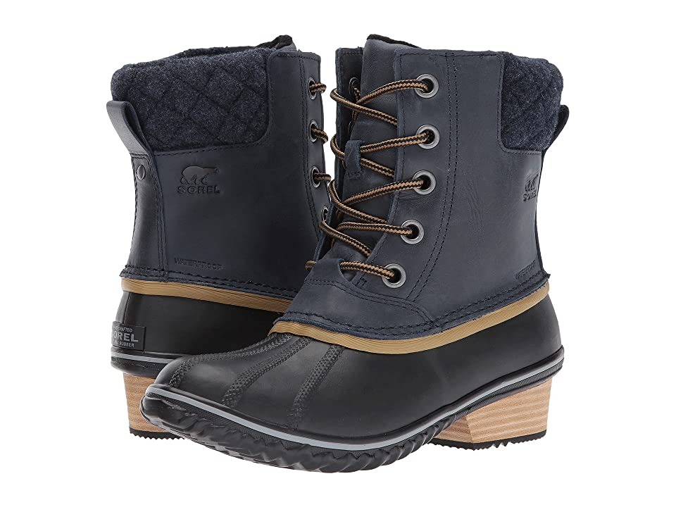 SOREL Slimpack II Lace (Collegiate Navy/Glare) Women