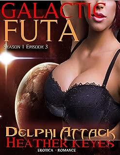 Galactic Futa Delphi Attack: Transgender with a straight guy sci-fi adventure