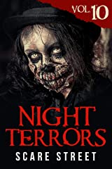 Night Terrors Vol. 10: Short Horror Stories Anthology Kindle Edition