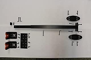 525UF UTV Golf Cart Gun Rack