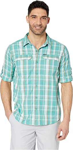 Silver Ridge 2.0 Plaid Long Sleeve Shirt