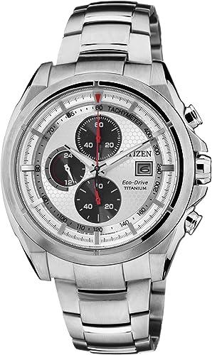 Eco Drive Super Titanium Men s Watch CA0551 50A