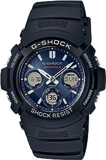 [カシオ] 腕時計 ジーショック 電波ソーラー AWG-M100SB-2AJF ブラック