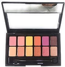 Lakmé Absolute Spotlight Eye Shadow Palette, Sundowner, 12 g