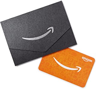 Amazon.ca Gift Card in a Mini Envelope (Various Designs)