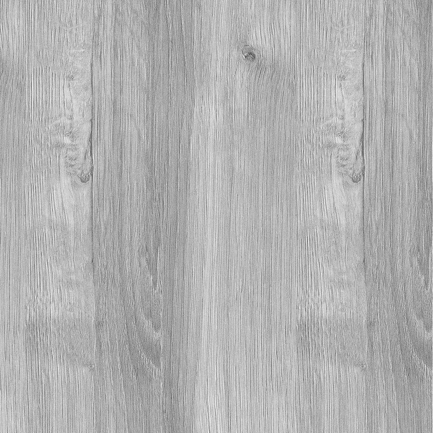 Lámina adhesiva Madera y piedras , vinilos para muebles , lámina decorativa, aspecto real, lámina para muebles, vinilo decorativo (44 x 200 cm, Pino Gris)