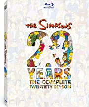the simpsons season 20 blu ray