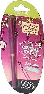 N&M The Crystal Kajal , Black