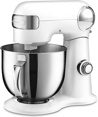 high quality Cuisinart SM-50 5.5 - Quart outlet sale outlet sale Stand Mixer, White sale