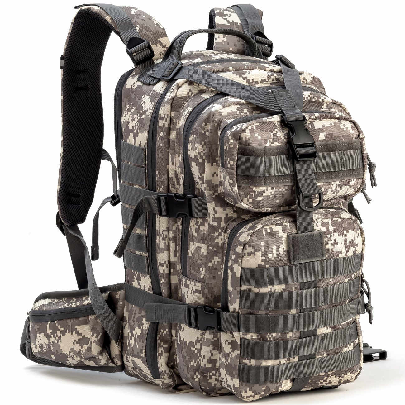 Gelindo Military Tactical Backpack Camouflage