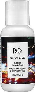 R+Co Sunset BLVD Travel Size Blonde Conditioner, 50 ml