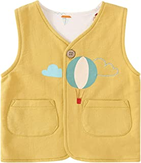 b1206eb33 Amazon.com  Yellows - Vests   Jackets   Coats  Clothing