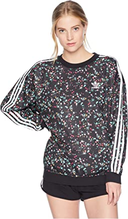 Fashion League All Over Print Sweater
