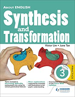 About English: Synthesis and Transformation Primary 3