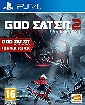 God Eater 2: Rage Burst (Includes God Eater Resurrection) (PS4)