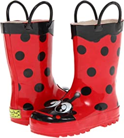 Western Chief Kids Ladybug Rainboot (Toddler/Little Kid/Big Kid)