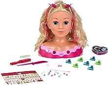 "Theo Klein 5392 Princess Coralie, Testa per trucchi, ""Emma"", grande"