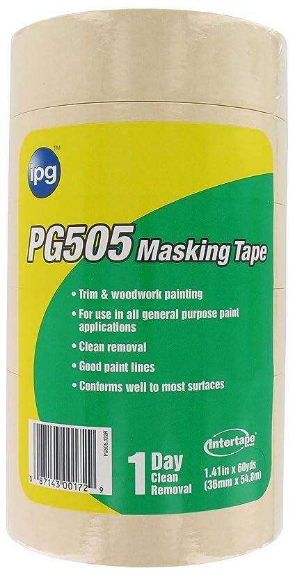 IPG  PG505 Masking Tape, 1.41